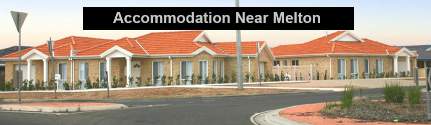 Accommodation Near Melton